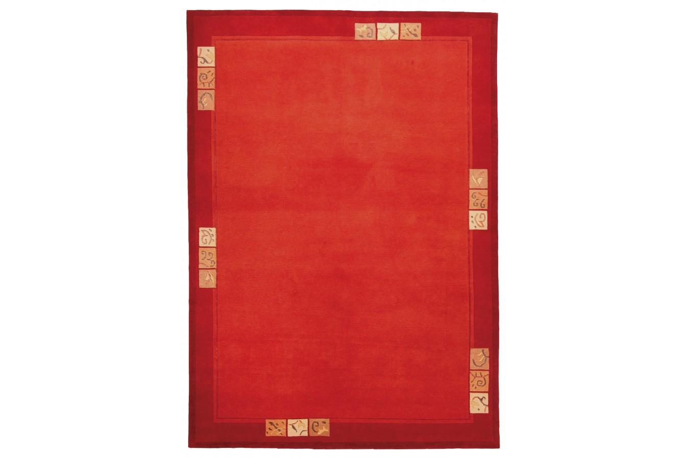 Dywan Indyjski Indira Czerwień