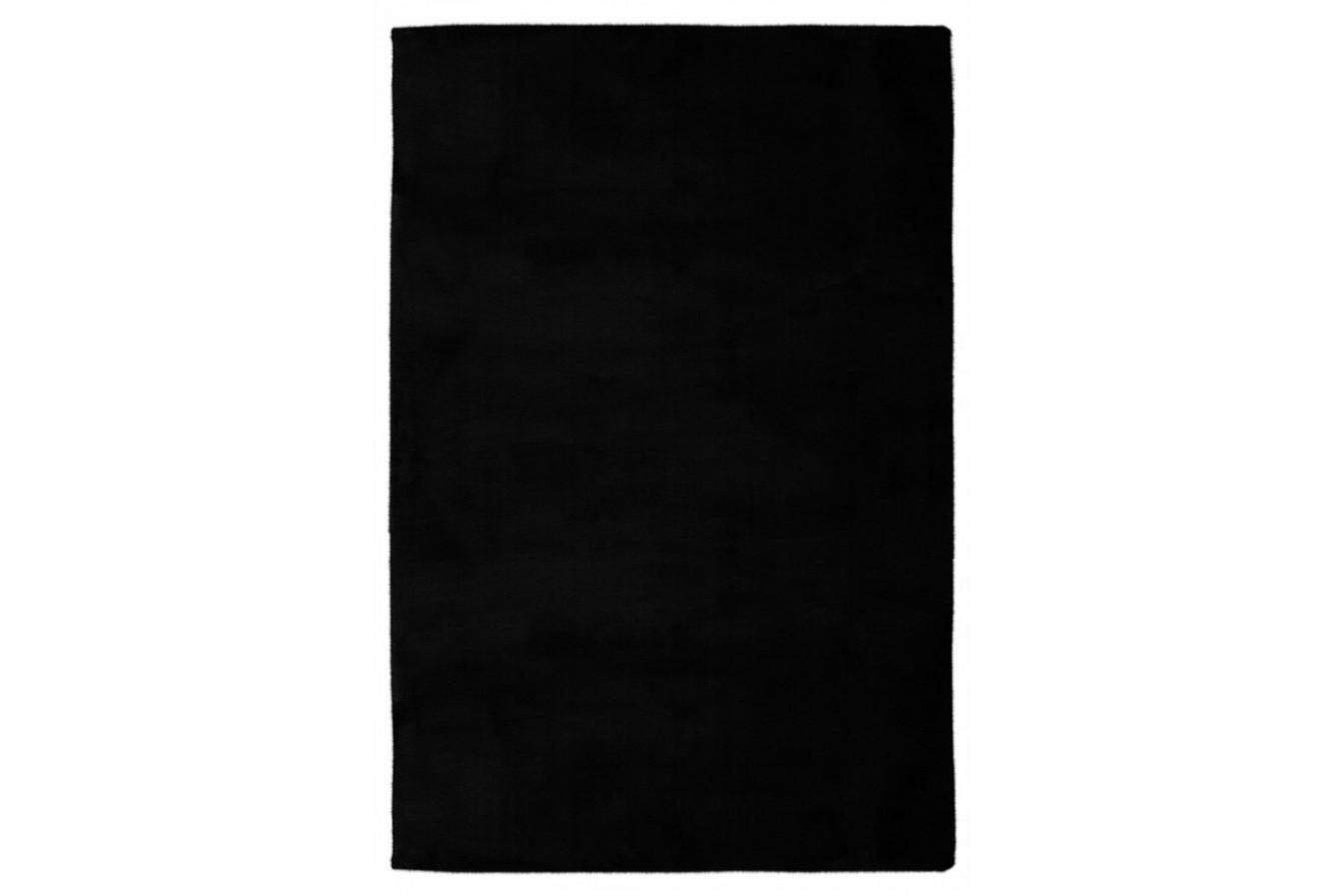Sztuczne Futro Czarny Dywan Obsession Cha Cha 535 Black