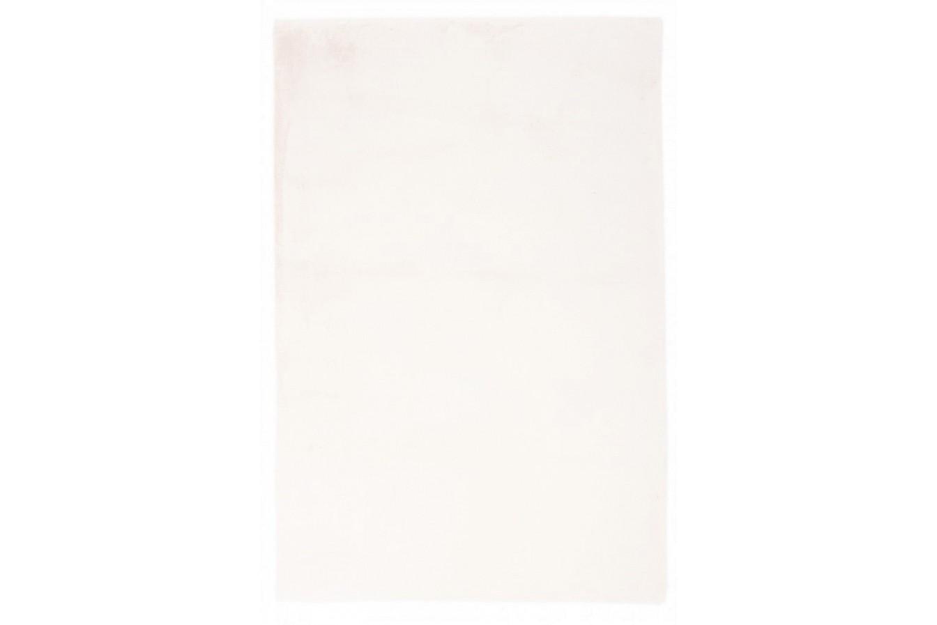 Sztuczne Futro Biały Dywan Obsession Cha Cha 535 White