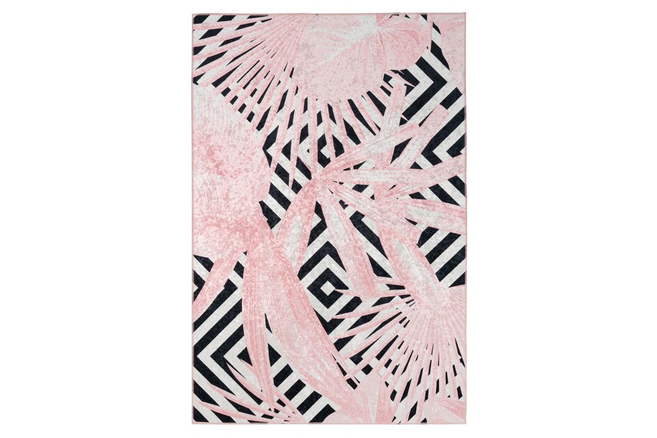 Designerski, Różowy Dywan Obsession Exotic 214 Powder Pink