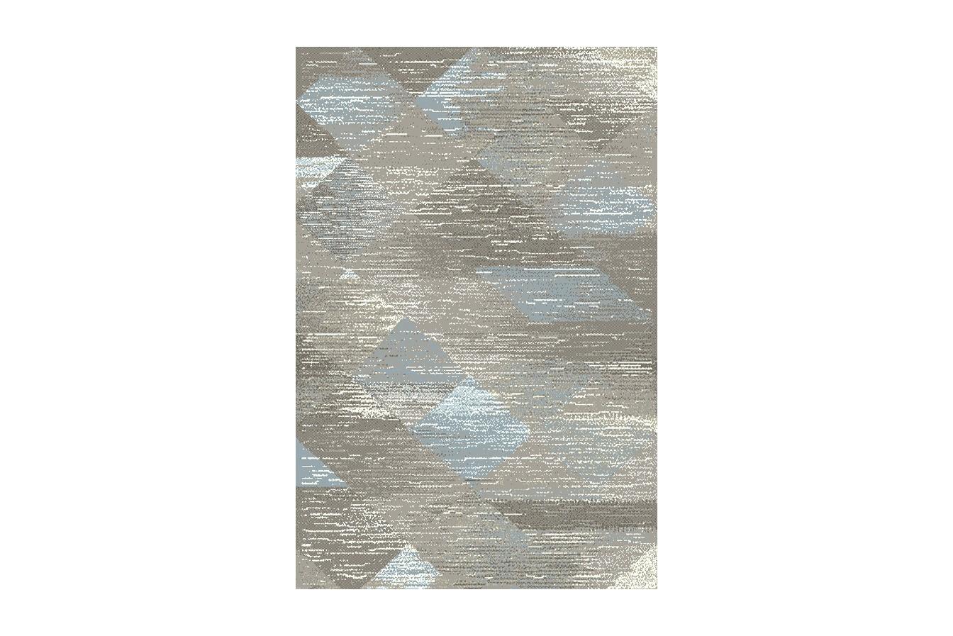 Dywan Szaro-Niebieski/ Nowoczesny/Młodzieżowy  Dywilan Free Steel Blue