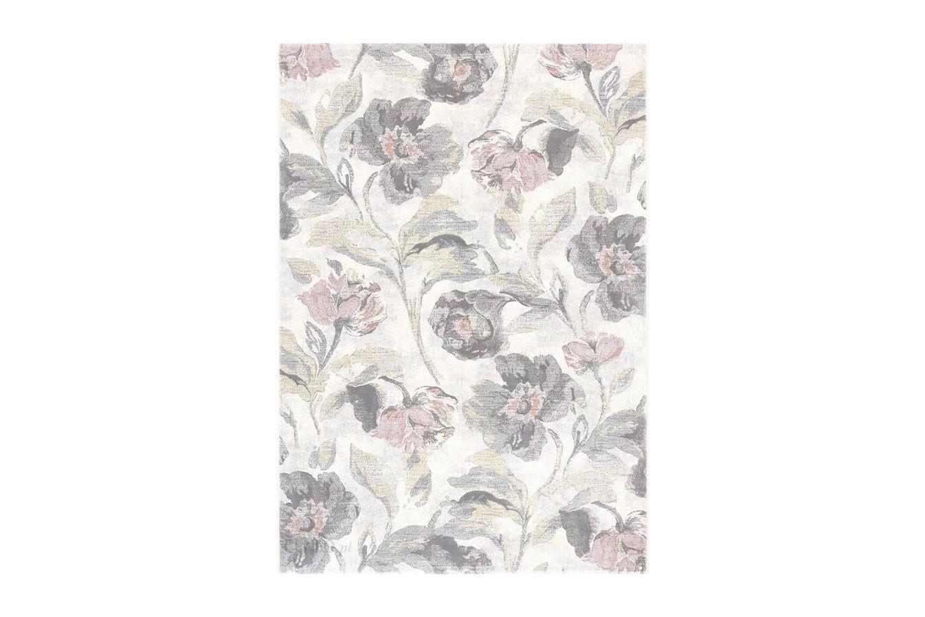 Pastelowe Kwiaty Dywan Ragolle Argentum 63523 6797