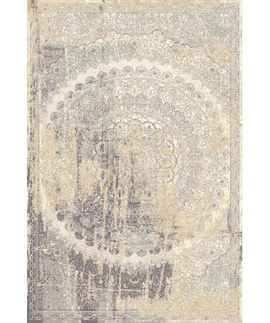 Dywan Wełniany Agnella Isfahan Lidius Piaskowy