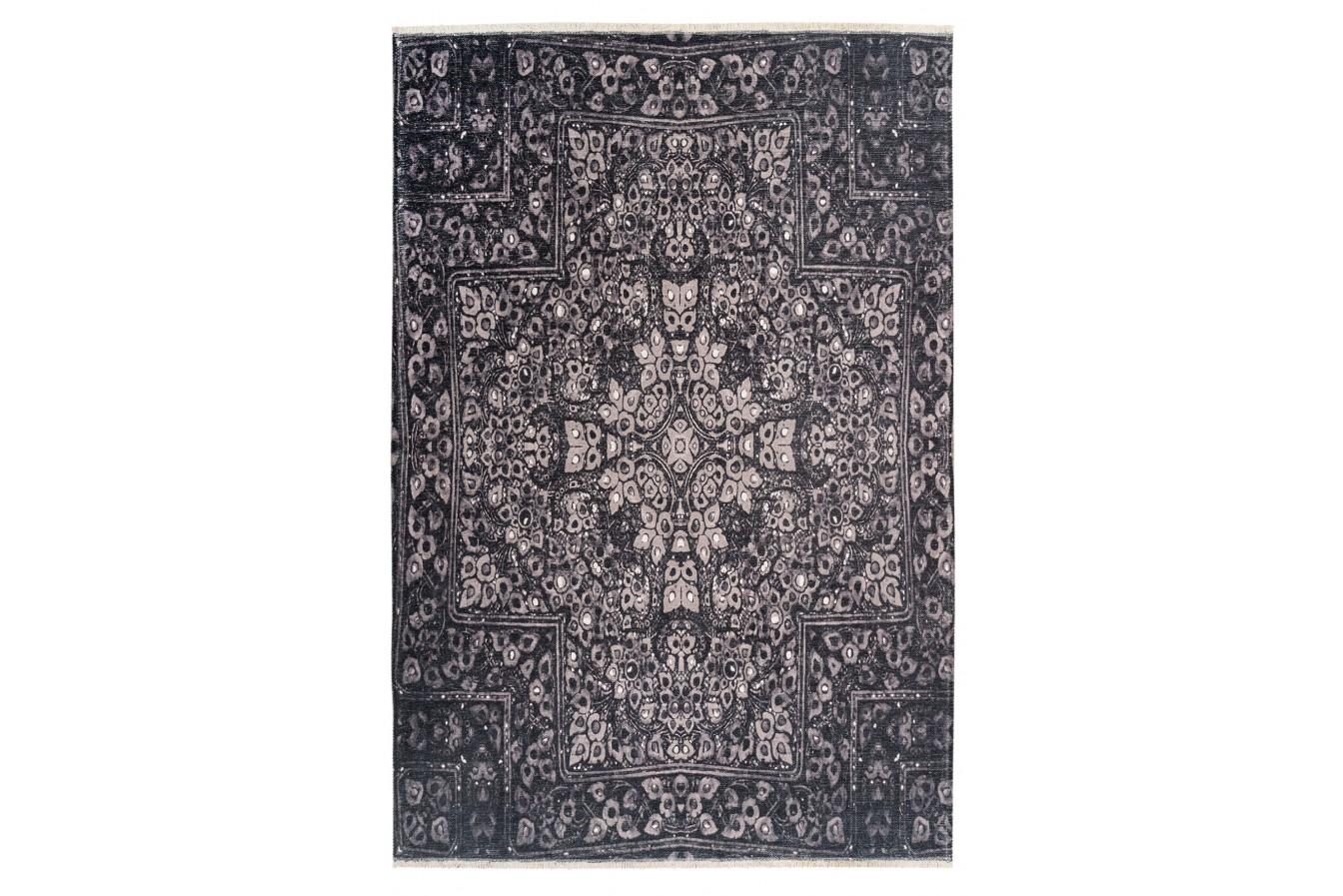 Dywan Outdoor Orientalny Szary Obsession Azteca 550 Grey