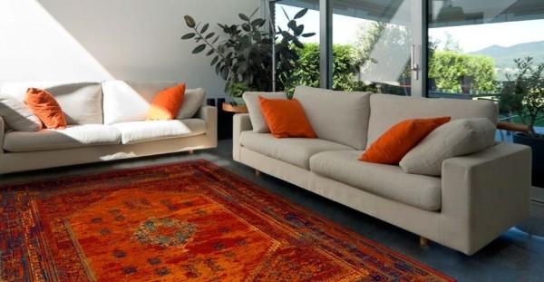 Dywany w ciągle aktualnym stylu vintage