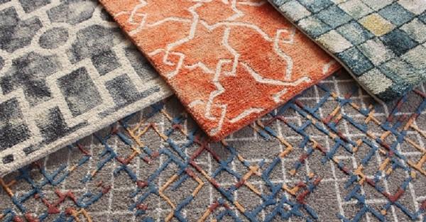 Rodzaje dywanów ze wzgledu na sposób tkania